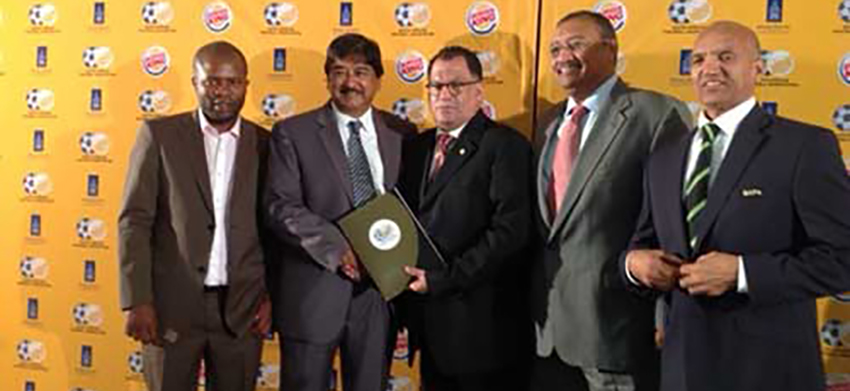 Investing in The Future of SA Football