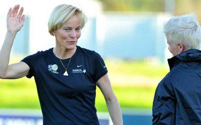 Vera Pauw named as new Banyana coach