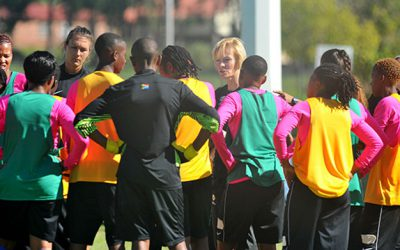 Banyana Banyana set for a new journey with Pauw