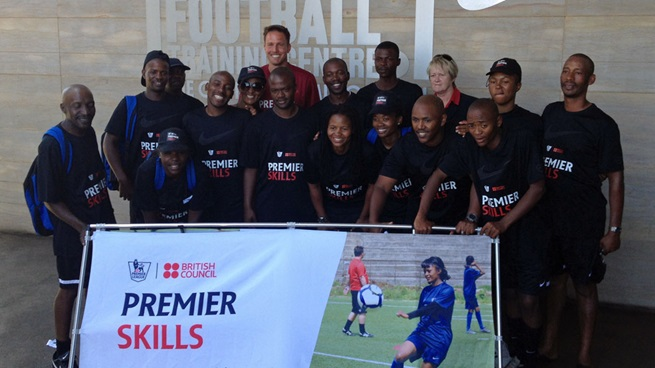 British Council partners with SAFA for Premier Skills Workshop