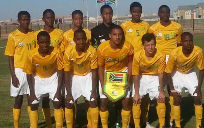 SA U17 goes into camp to prepare for AYC qualifiers