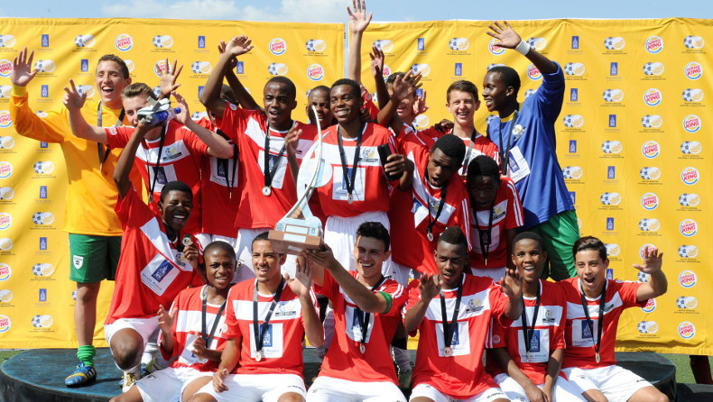 Bidvest Wits are SAFA National U17 champs