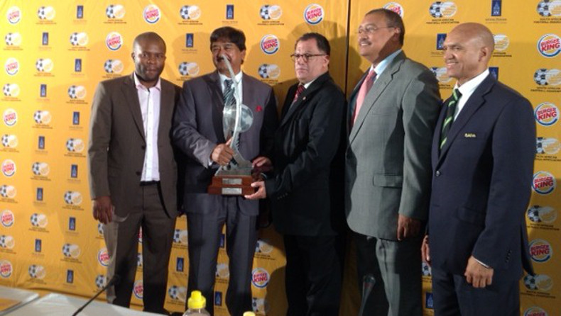 SAFA President lauds Grand Parade Investments