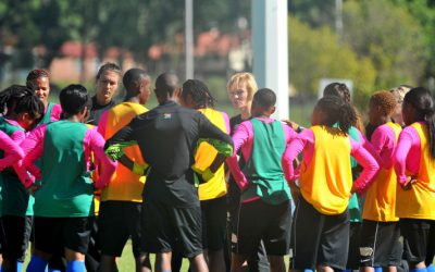 Sasol Banyana Banyana continue with preparations for AWC