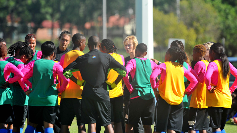 Banyana continue with preparations for AWC