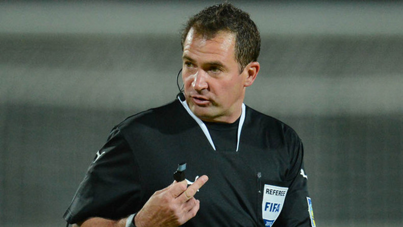 World Cup blow for referee Bennett
