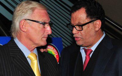 Bafana Bafana coach's contract will not be renewed