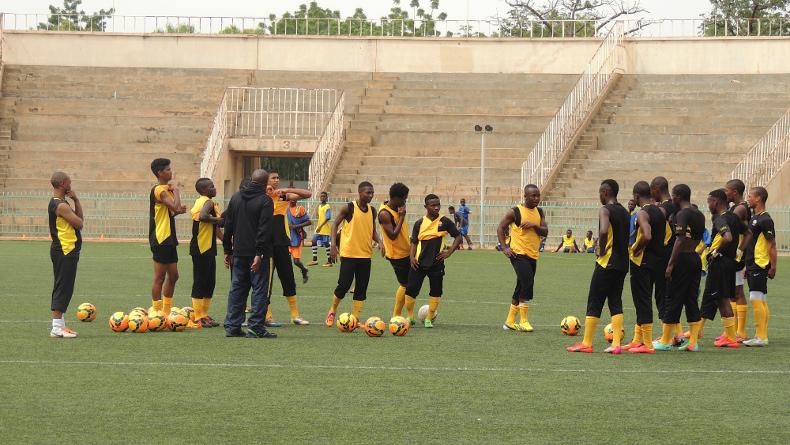 SA U20 in 1-1 draw with Burkina Faso
