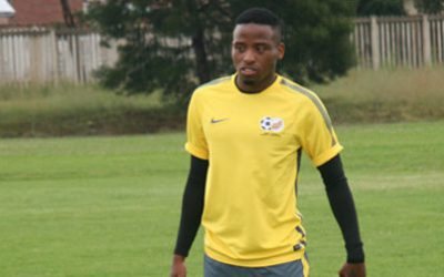 Q&A with SA under-23 captain Mbongeni Gumede