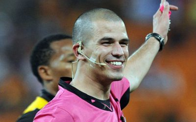 SA Referees selected for CAF duties