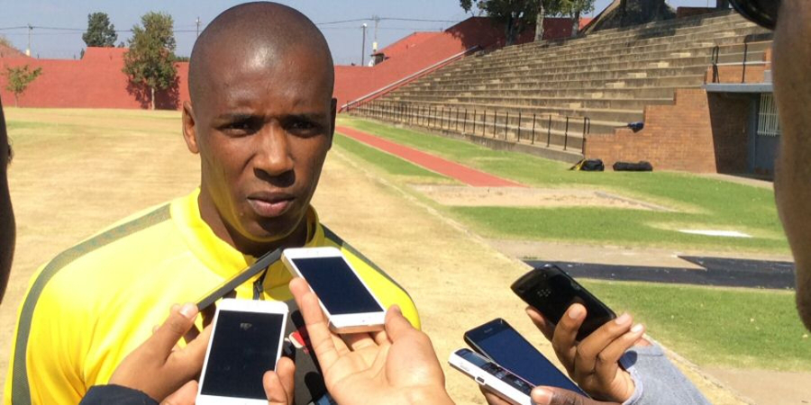 Bhengu overwhelmed by Bafana Bafana call-up