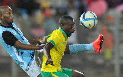 Bafana Bafana edged by Botswana