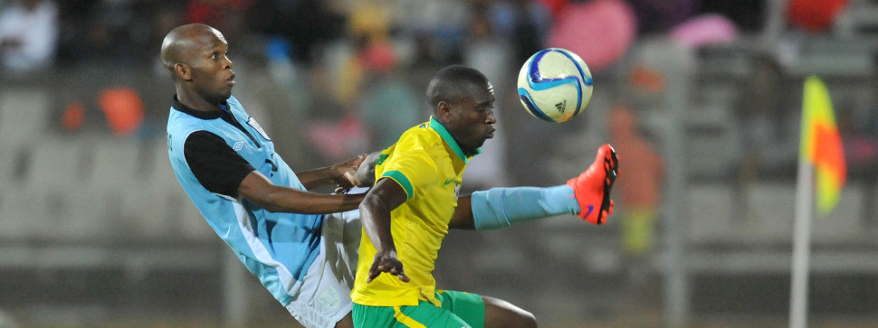 Bafana Bafana edged by Botswana