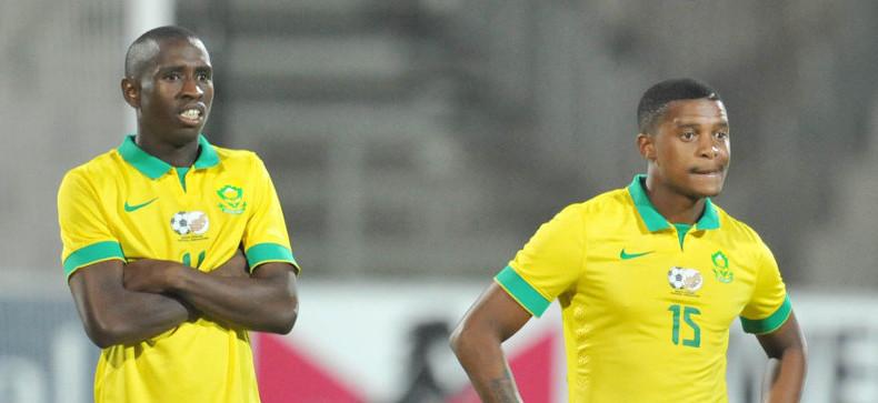 Bafana Bafana still in the Cosafa mix