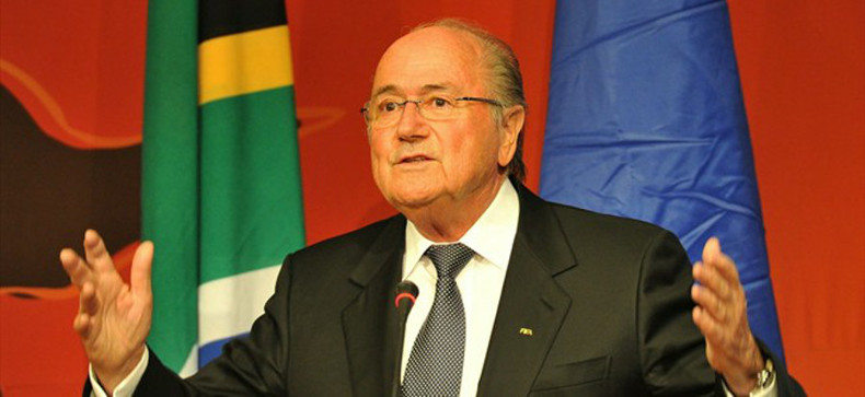 Statement by FIFA President Blatter