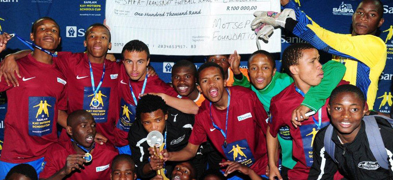 School of Excellence through to Kay Motsepe Schools Cup