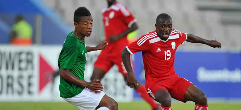 Namibia, Moz to contest COSAFA Cup 2015 final