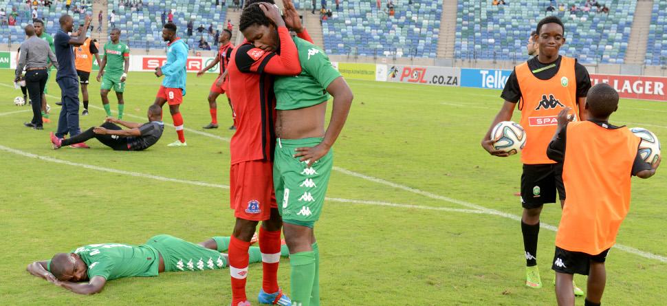 AmaZulu relegated
