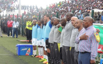 Mashaba announces squad for Gambia, Angola matches