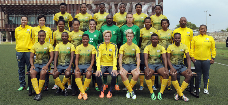 Banyana Banyana  set up Kenya showdown