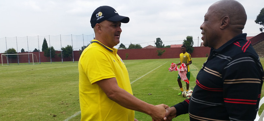 Da Gama and U23 Technical team whittle down squad