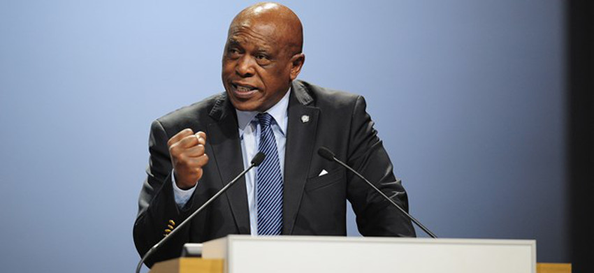 Tokyo Sexwale to lead FIFA Monitoring Committee for Israel and Palestine