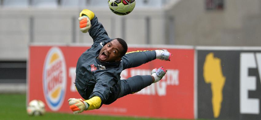 Mashaba names his starting eleven vs Mauritius with Khune captain