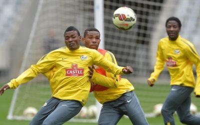 Bafana Bafana training session cancelled