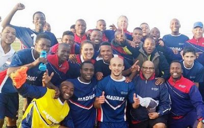 Madibaz football promoted to SAB League