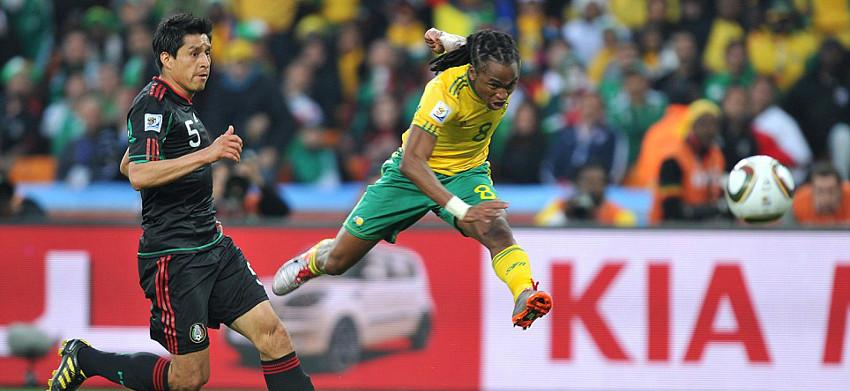 Tshabalala on historic 2010 World Cup goal