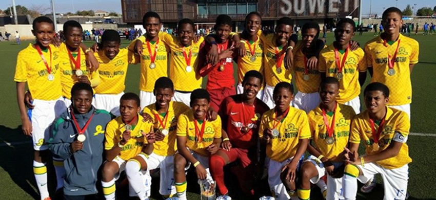 Sundowns Win Nike Premier Cup