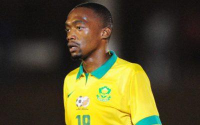 Wana withdraws from Bafana Bafana squad, Mnyamane called up