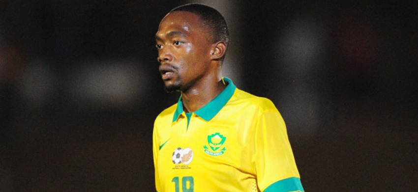 Wana withdraws from Bafana Bafana squad, Mnyamane called up