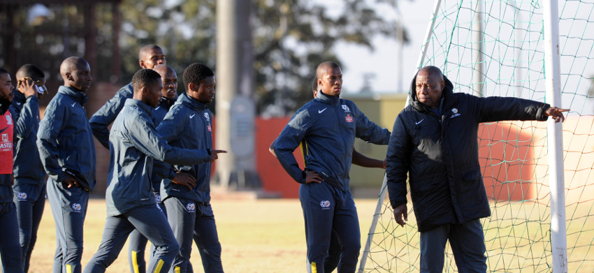 Bafana Bafana complete home preparations