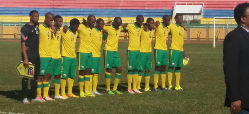 Brilliant Bafana Bafana wallop Mauritius