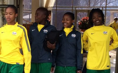 Basetsana prepare for World Cup qualifiers