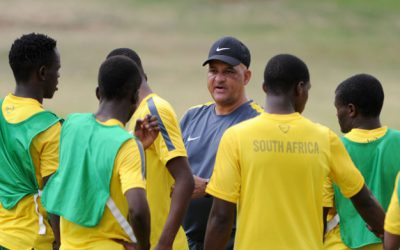 SA U23 prepare for crucial Zim clash