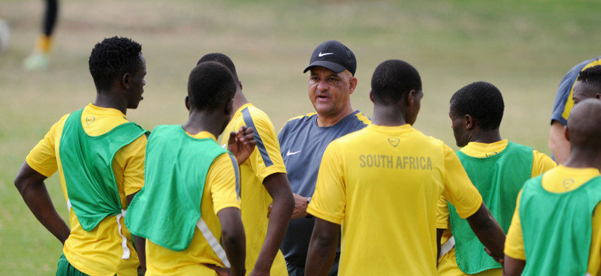 Da Gama names squad for Tunisia friendlies