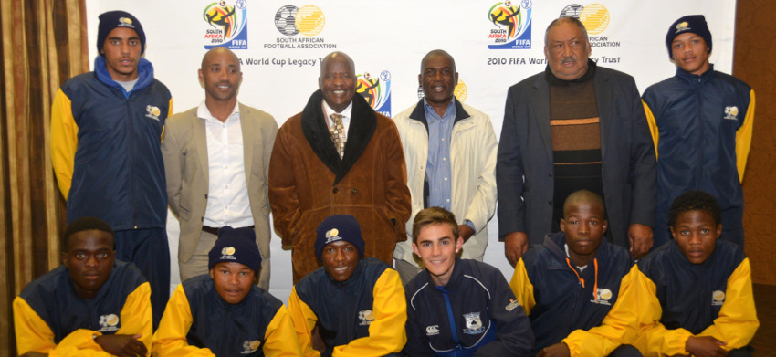U17 Boys National Champs kick off in Soweto