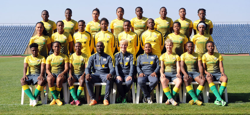 Banyana Banyana start preparations for Kenya 2nd leg clash