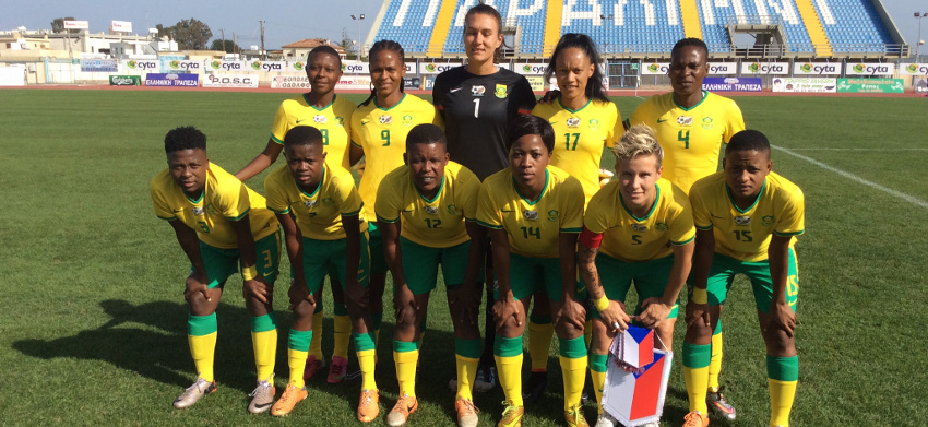 Banyana Banyana continue preparations for Kenya clash