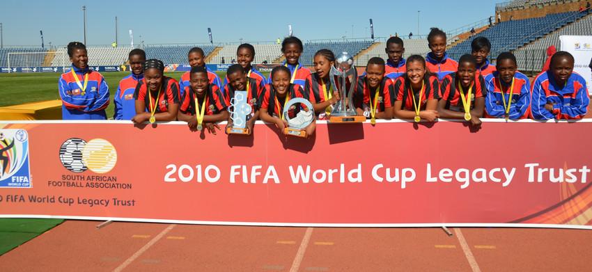 Gauteng, WC big winners at Mandela Youth Challenge