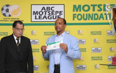 ABC Motsepe League National Play-offs ready for kickoff