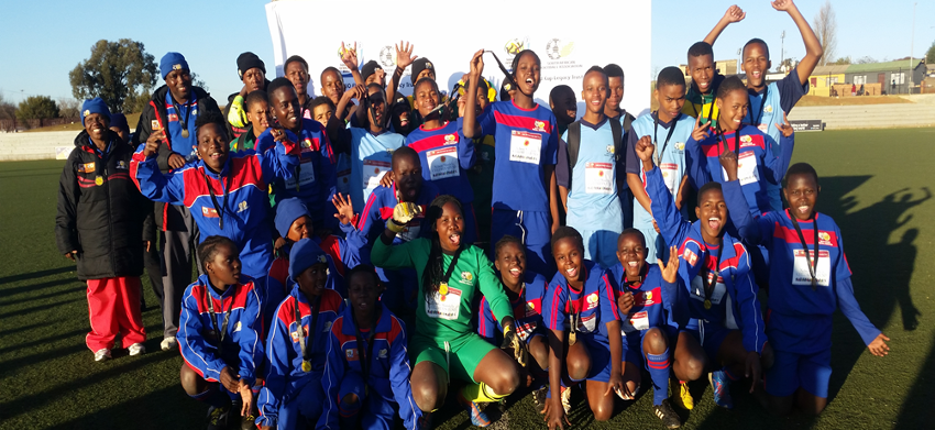 Limpopo claims bronze at Mandela Youth Challenge