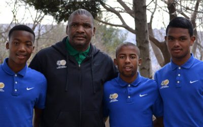 We have met one of our objectives – Ntseki