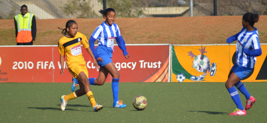 U15 Nelson Mandela Youth Challenge Day 1 wrap