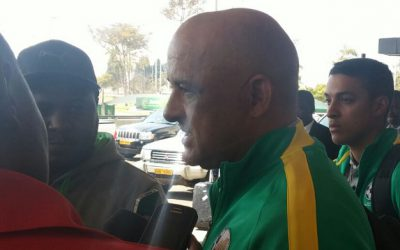Da Gama ready for Zim Olympic challenge