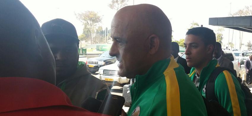 Da Gama ready for Zim Olympic challenge