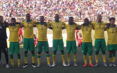 South Africa go through 4-1 on aggregate