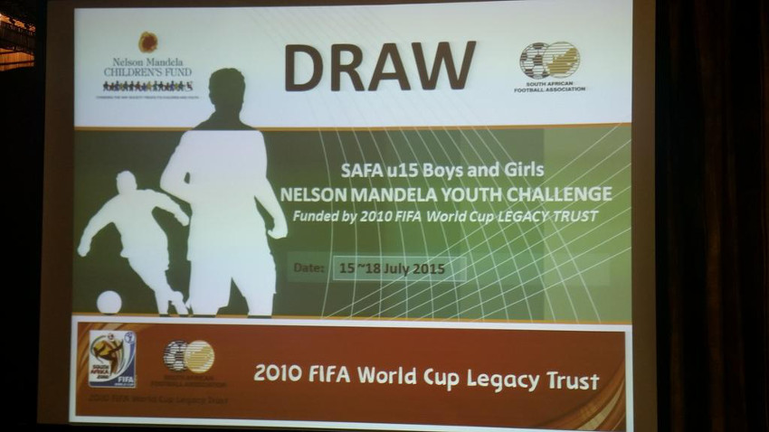 SAFA launches Nelson Mandela Youth Challenge